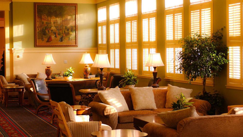 Lobby restaurant living room home Resort