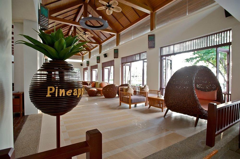 Lobby home restaurant living room Resort