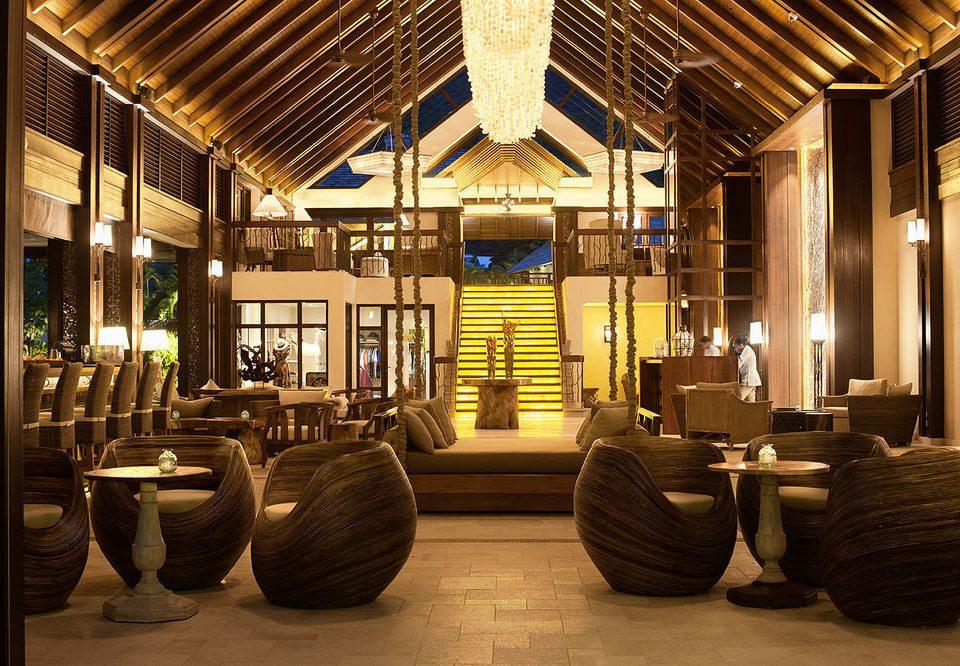 Lobby restaurant home Resort living room