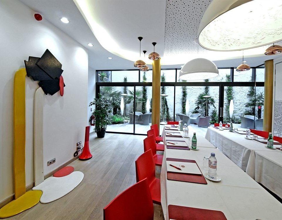 Lobby restaurant Resort