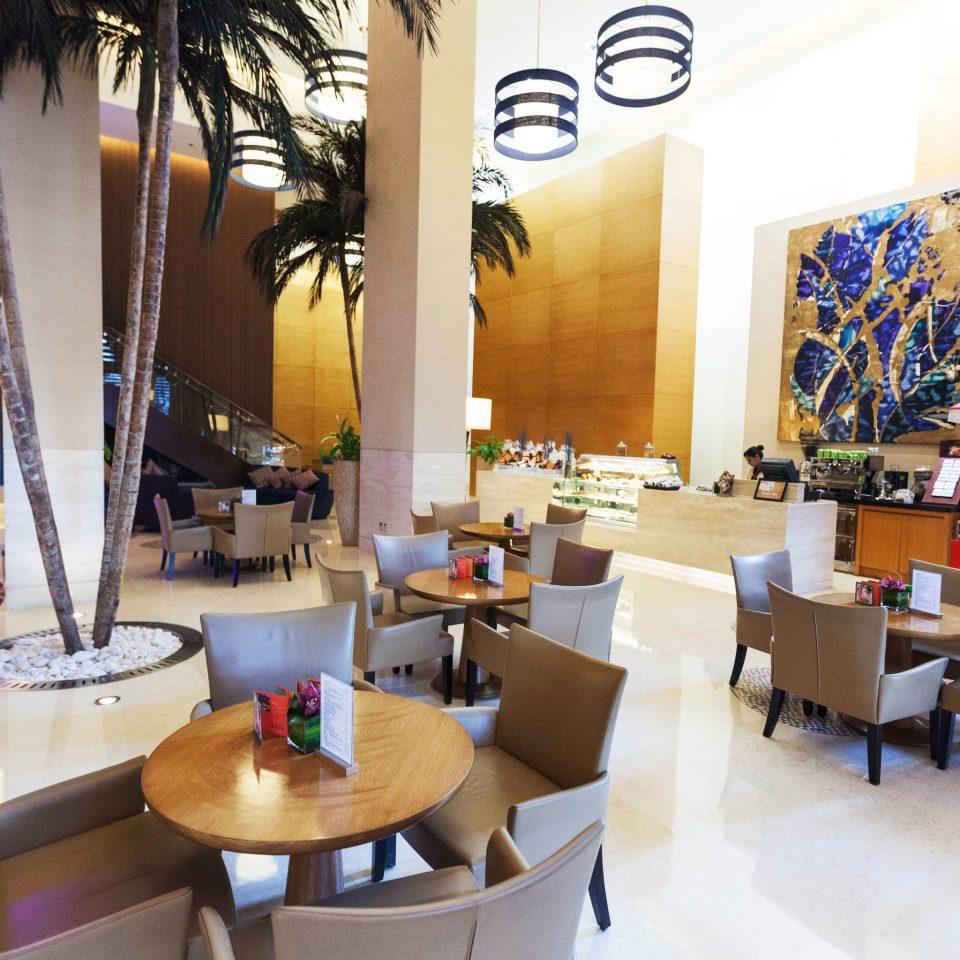 restaurant Lobby Resort