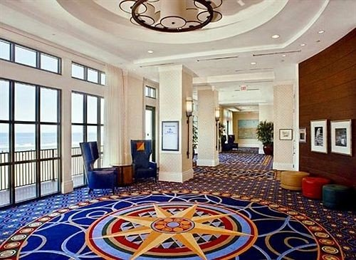 Lobby property mansion colorful recreation room living room flooring function hall Resort ballroom Suite colored painted