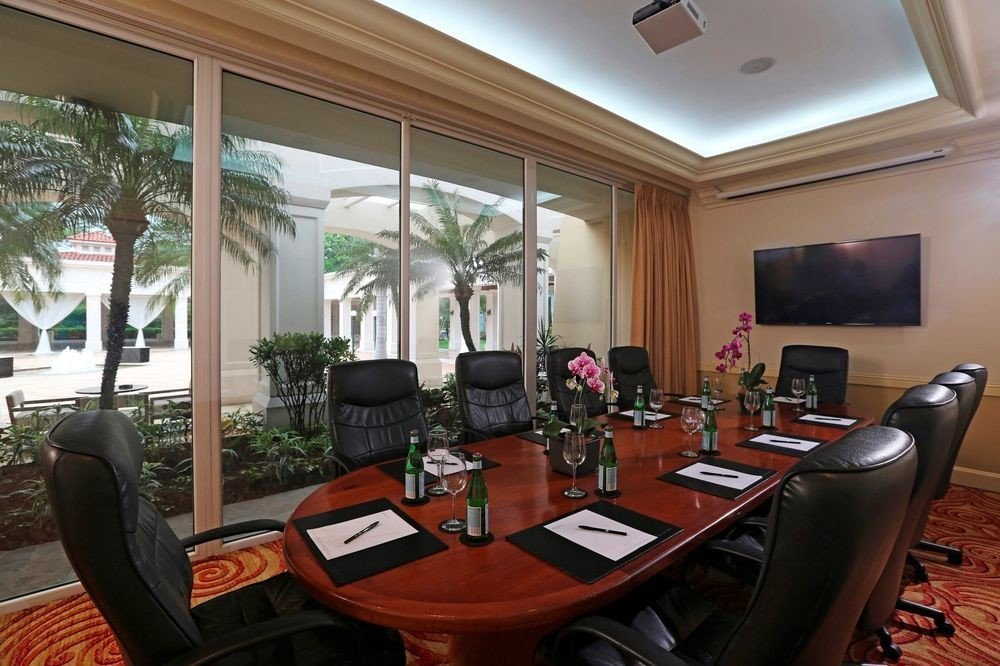 property building conference hall Resort condominium Suite living room Lobby restaurant leather