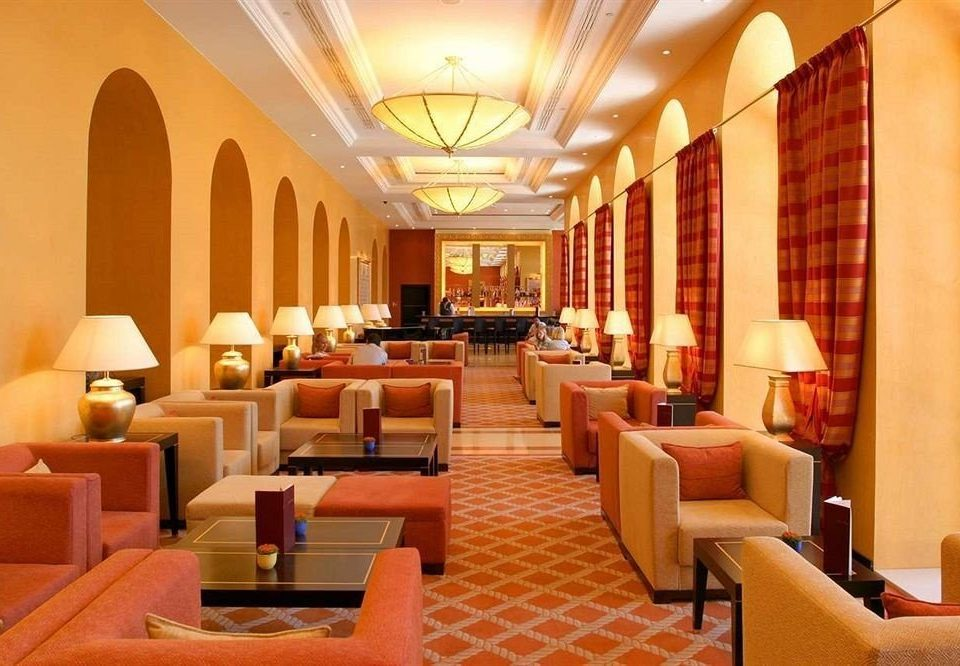 chair Lobby function hall restaurant conference hall Resort convention center Suite living room