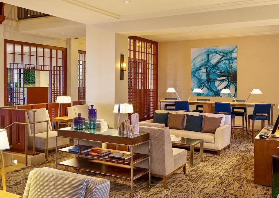 chair property living room condominium home Suite Resort Lobby