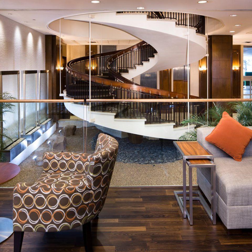 chair Lobby property condominium living room Resort home Suite restaurant
