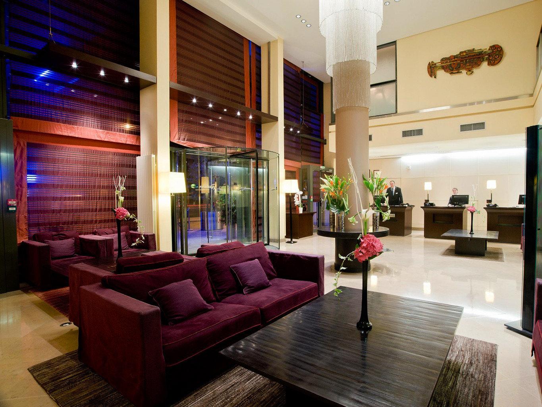 Lobby property living room home Resort mansion Suite condominium