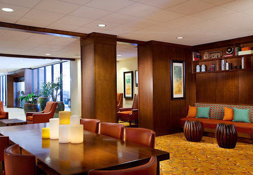 property Lobby recreation room living room condominium Suite home Resort