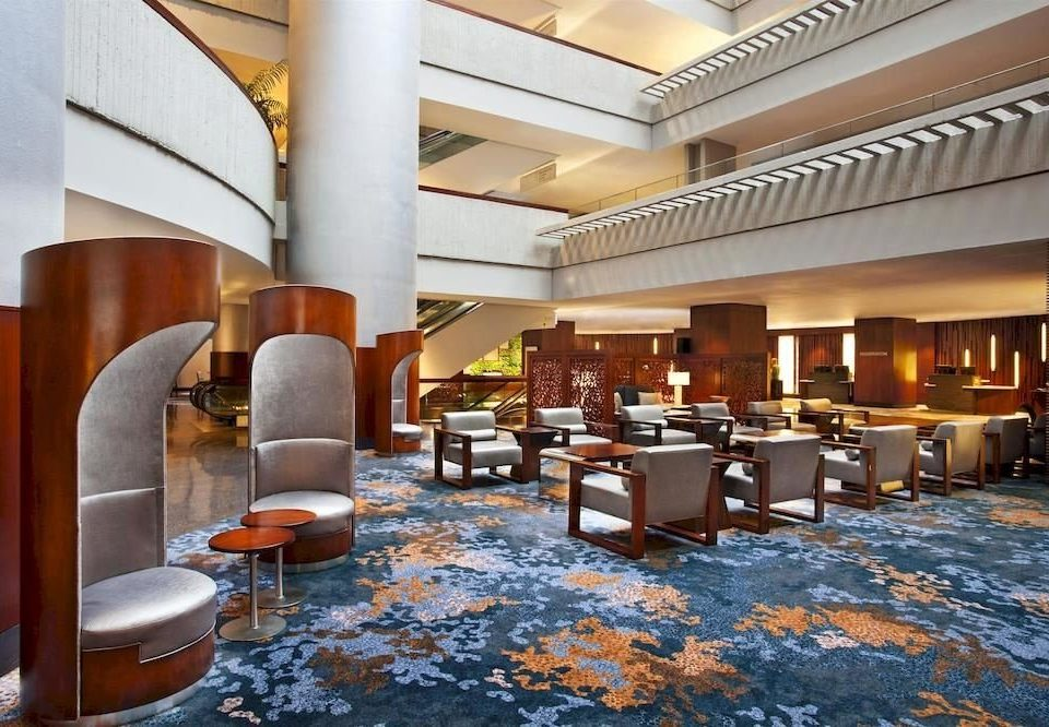Lobby property restaurant Suite convention center Resort condominium function hall