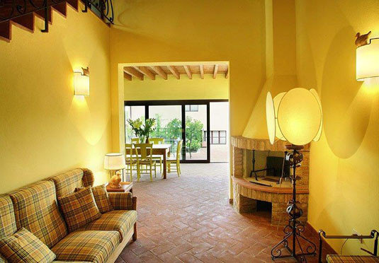 property living room Resort Villa Suite condominium hacienda Lobby