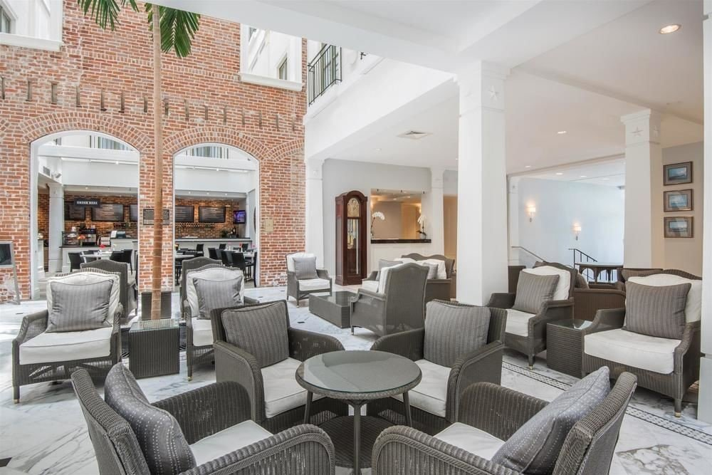 chair property living room condominium Lobby home mansion Villa Resort Suite