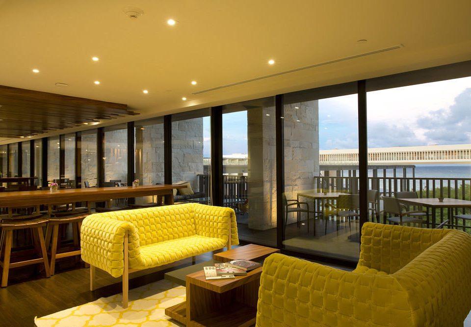 chair property condominium Resort restaurant Suite living room Lobby Villa overlooking