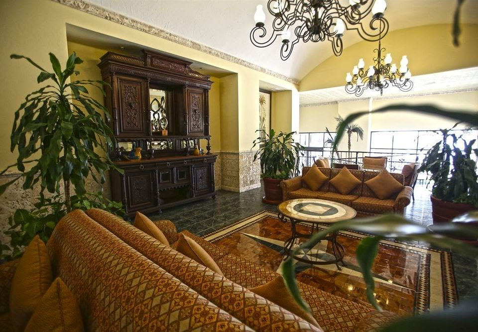 sofa property living room home Villa mansion condominium plant Lobby cottage Resort Suite hacienda