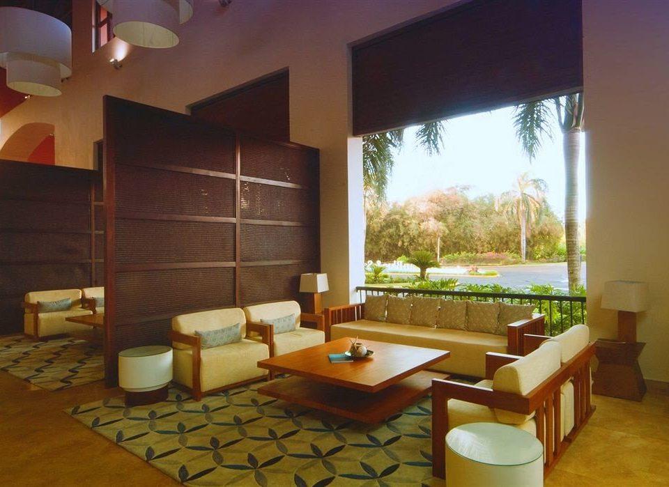 property condominium Villa Lobby living room hacienda home Resort Suite