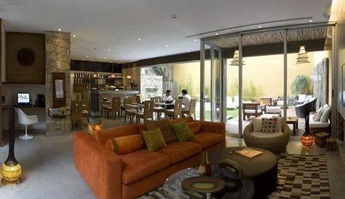 sofa condominium property living room Resort Lobby Villa Suite
