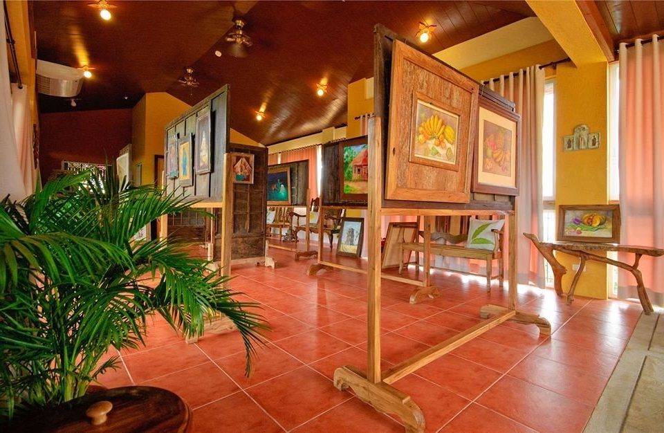 Lobby property building Resort home living room plant mansion hacienda restaurant Villa dining table