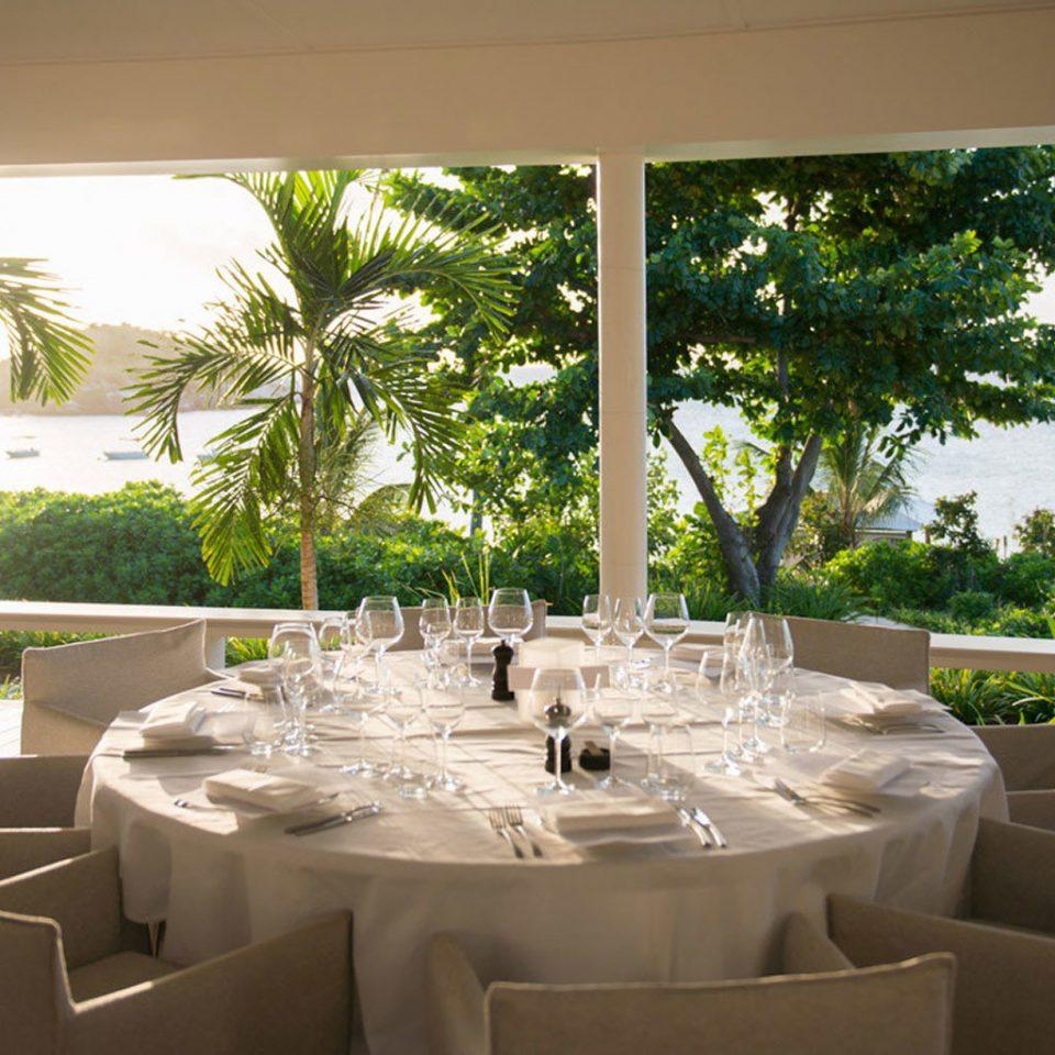 tree property living room restaurant home condominium Lobby Villa Resort