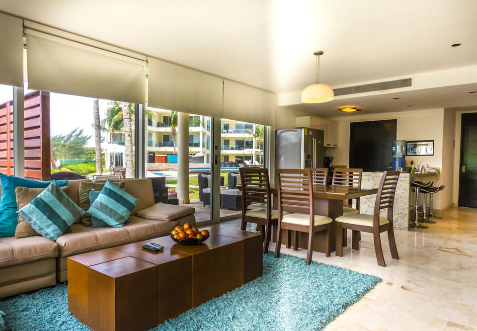 sofa condominium property living room home Resort Villa Lobby