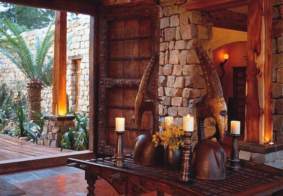 property home living room hacienda mansion cottage Lobby porch Resort Villa dining table