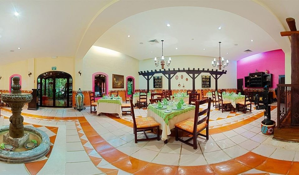 property Lobby Resort function hall hacienda mansion restaurant Villa living room