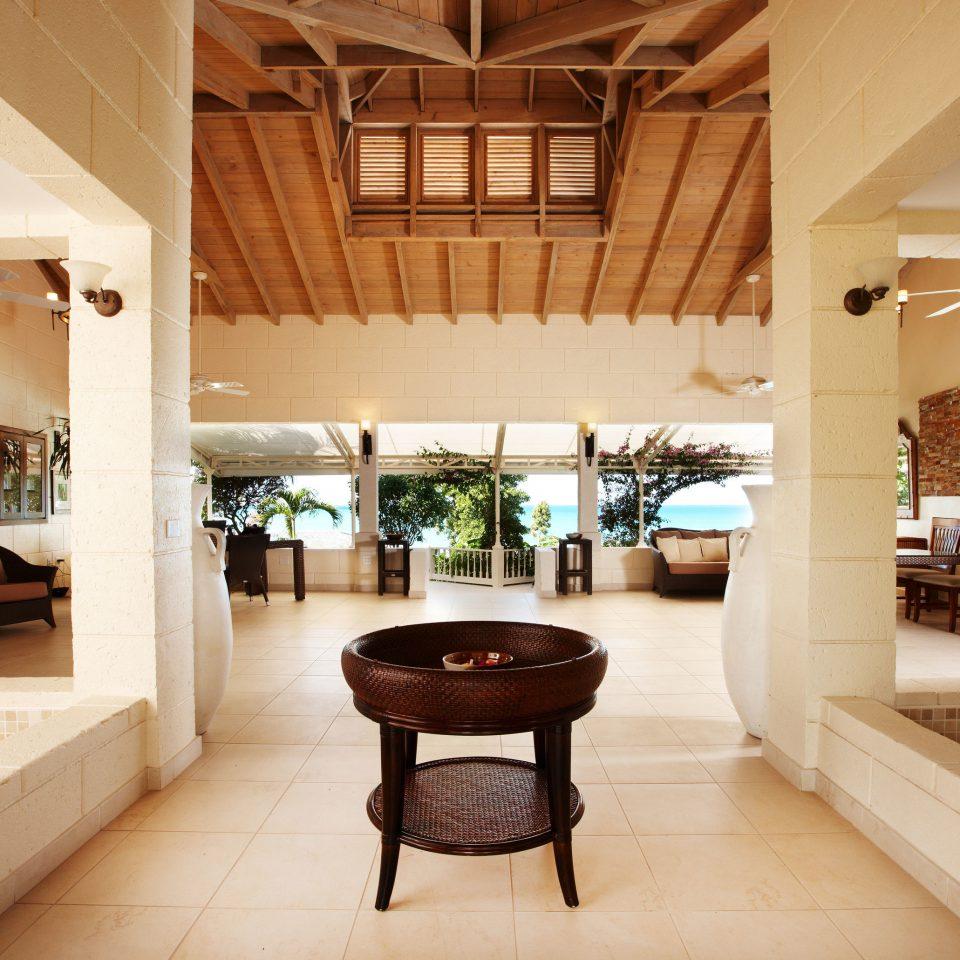property home Lobby living room Resort Villa