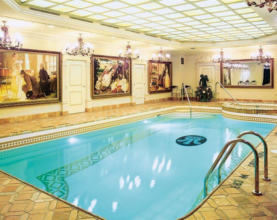 swimming pool property leisure mansion Resort Lobby Villa