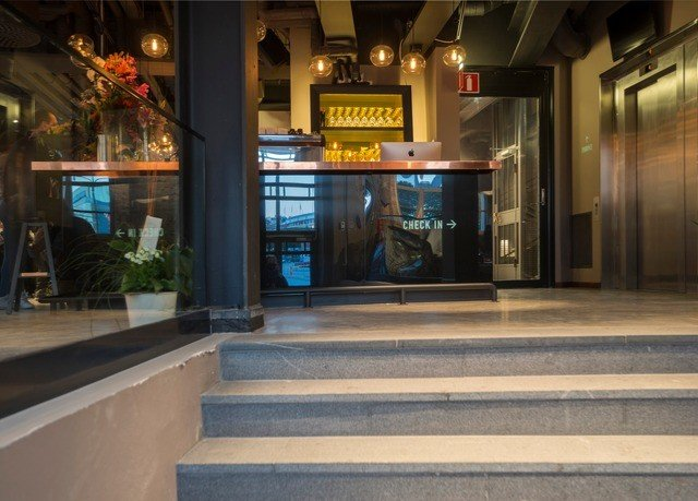 Lobby screenshot tourist attraction store stair