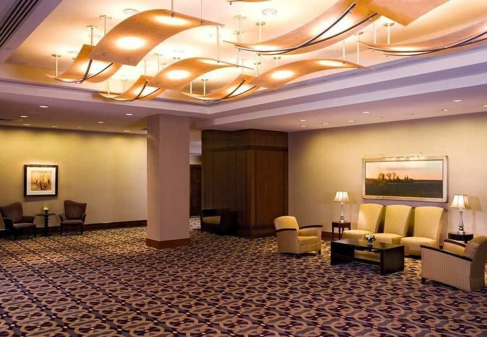 Lobby function hall conference hall auditorium convention center Suite ballroom