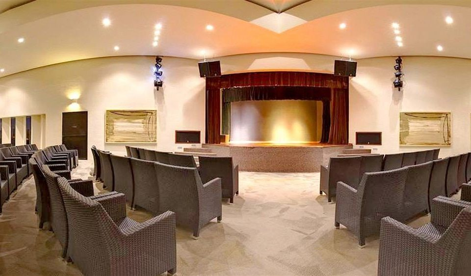 chair property auditorium conference hall Lobby function hall convention center Suite