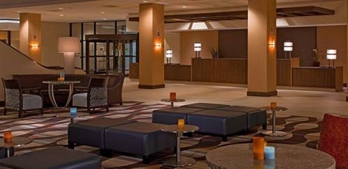 recreation room Lobby function hall conference hall convention center Suite living room auditorium