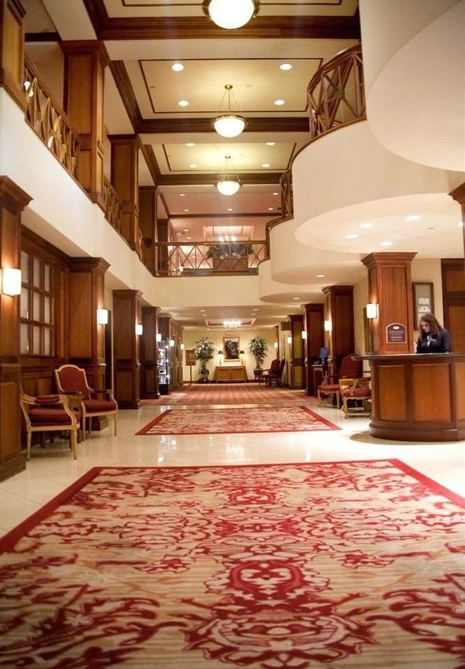 Lobby property building mansion rug flooring function hall Suite