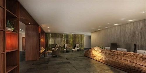 property building Lobby living room lighting mansion Suite loft