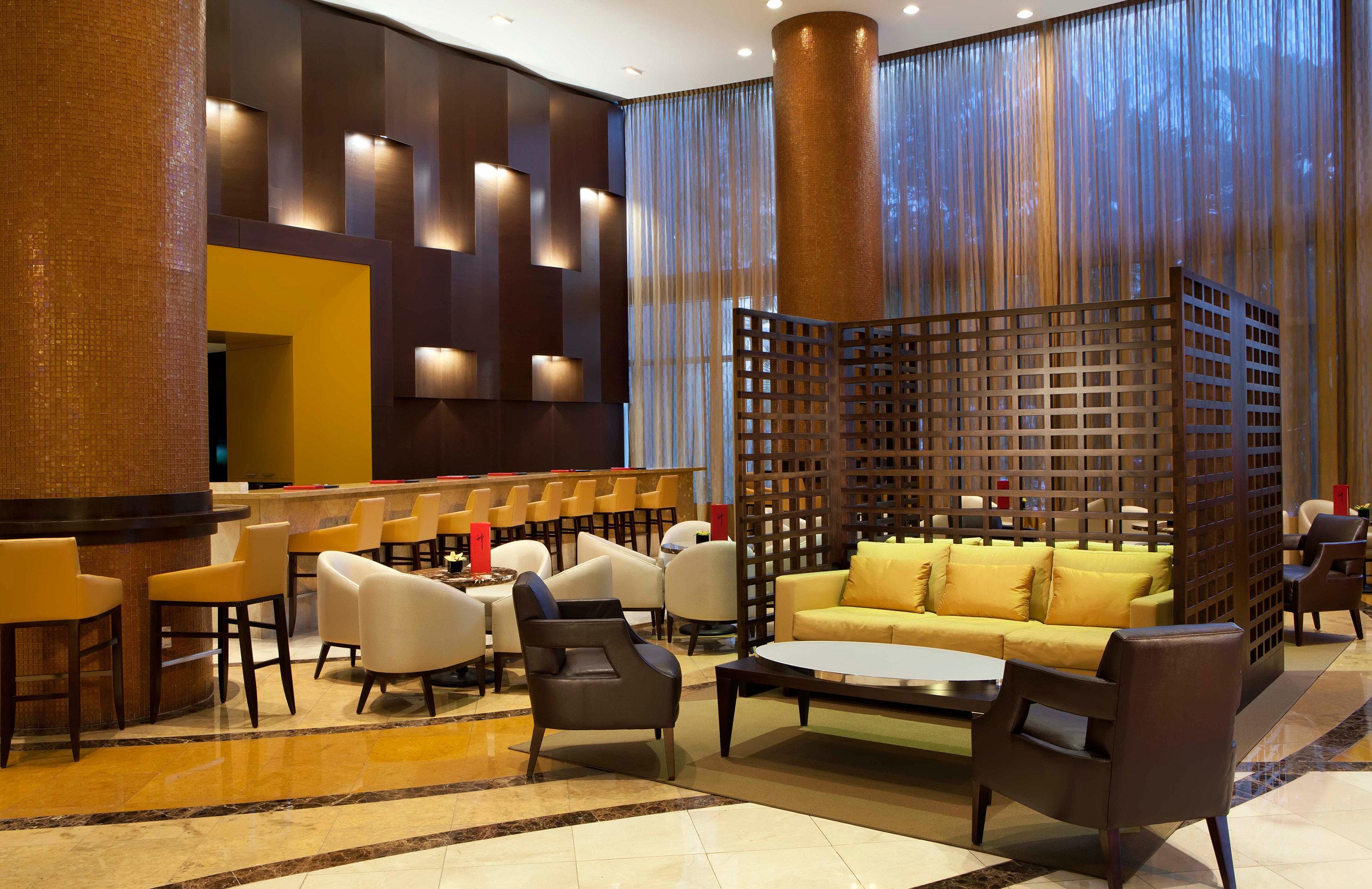 Lobby chair property living room curtain condominium Suite