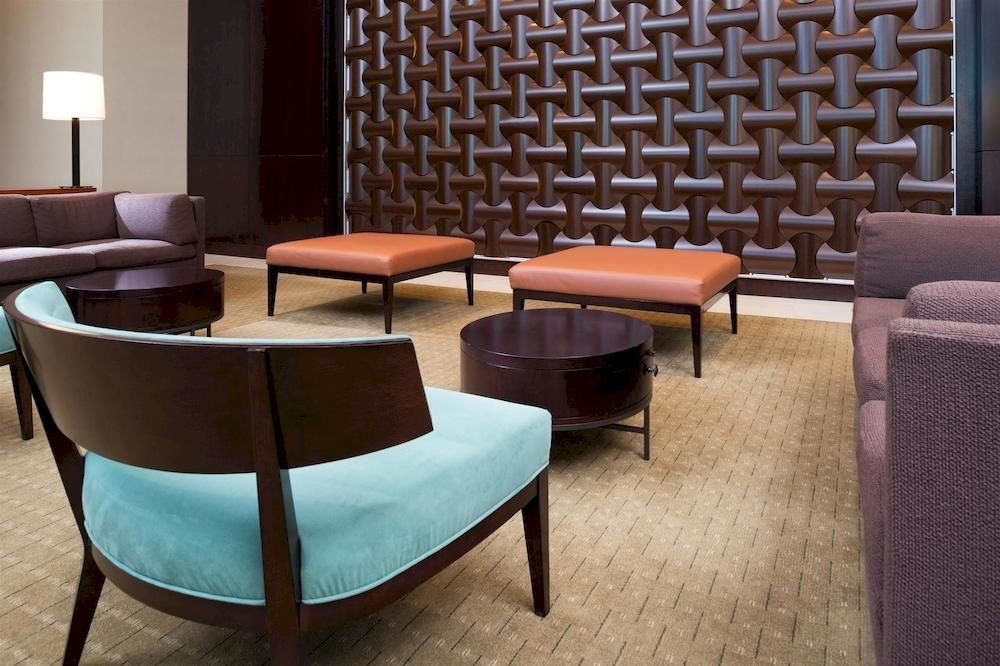 chair Lobby waiting room living room Suite conference hall set