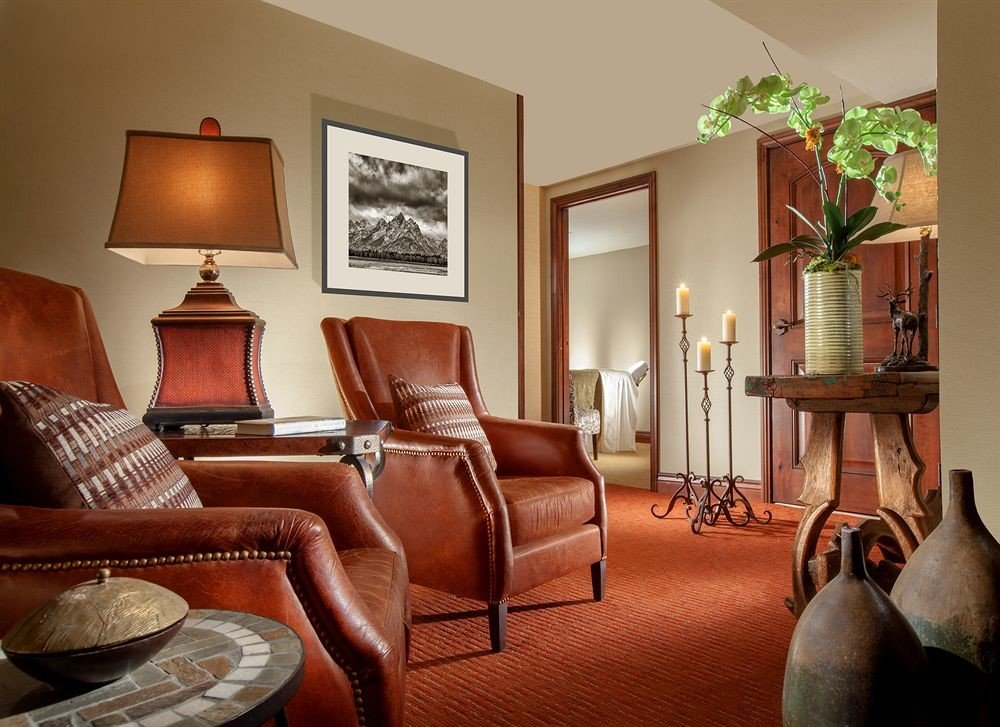 living room property chair home Suite Lobby leather