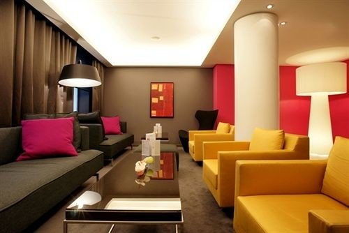 sofa Suite living room Lobby conference hall condominium colored