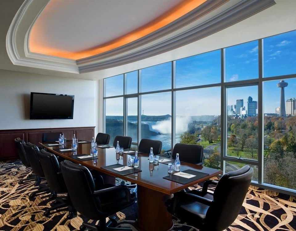 property conference hall condominium living room convention center Suite Lobby overlooking