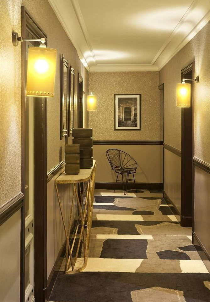 property Lobby home lighting hall living room flooring Suite condominium