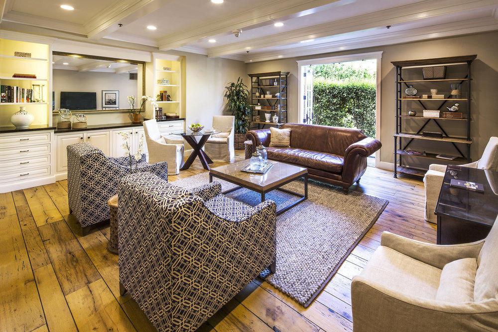 property living room condominium home Lobby Suite flooring