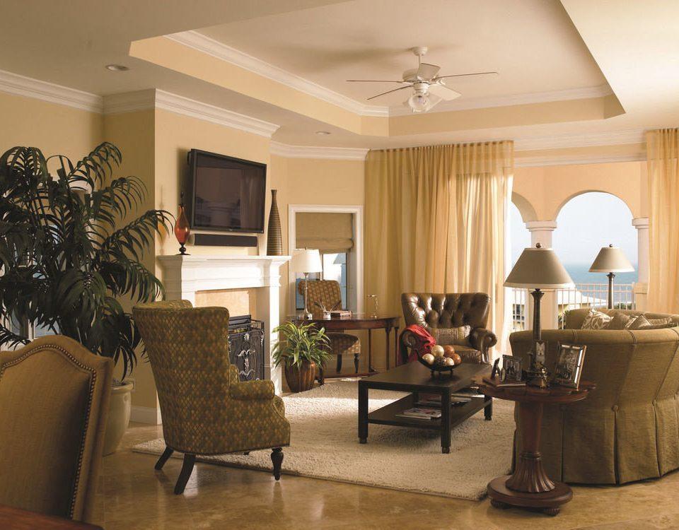 living room property home condominium hardwood Suite Lobby lighting