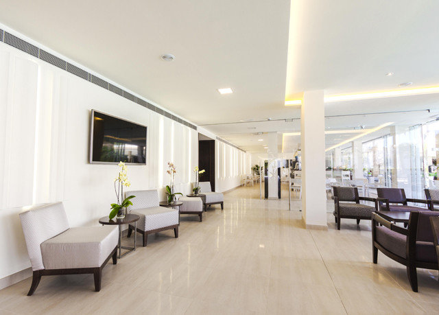 property living room Lobby condominium lighting waiting room headquarters professional Suite
