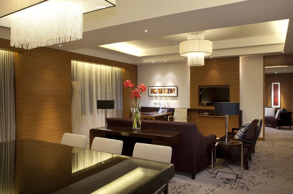 property living room condominium Lobby Suite lighting home
