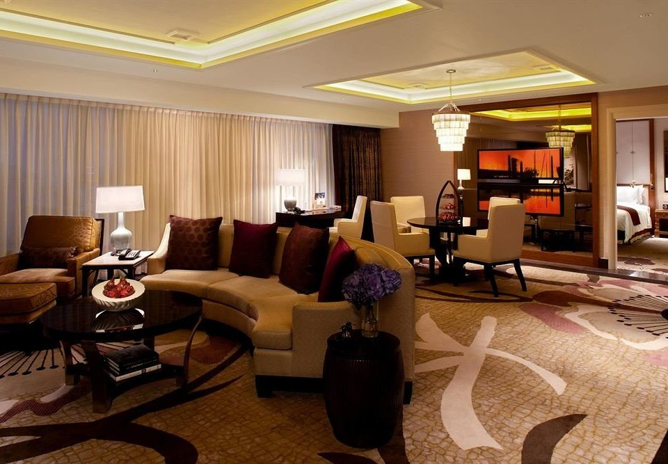 living room property Suite condominium Lobby home recreation room
