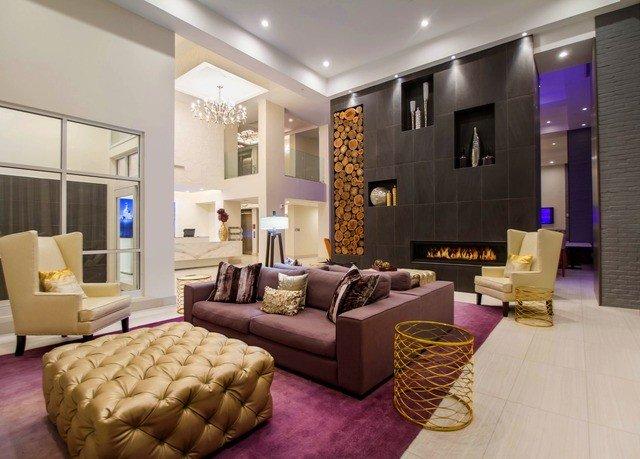 living room property condominium home Suite Lobby