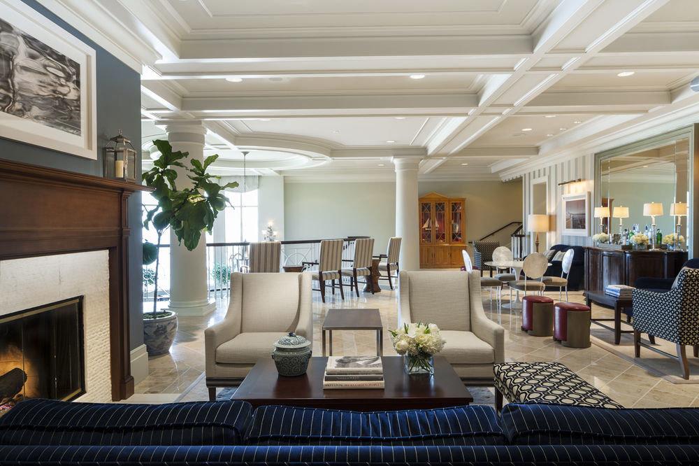 Lobby property living room condominium home Suite