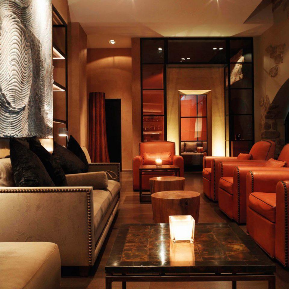 property Lobby living room Suite home condominium