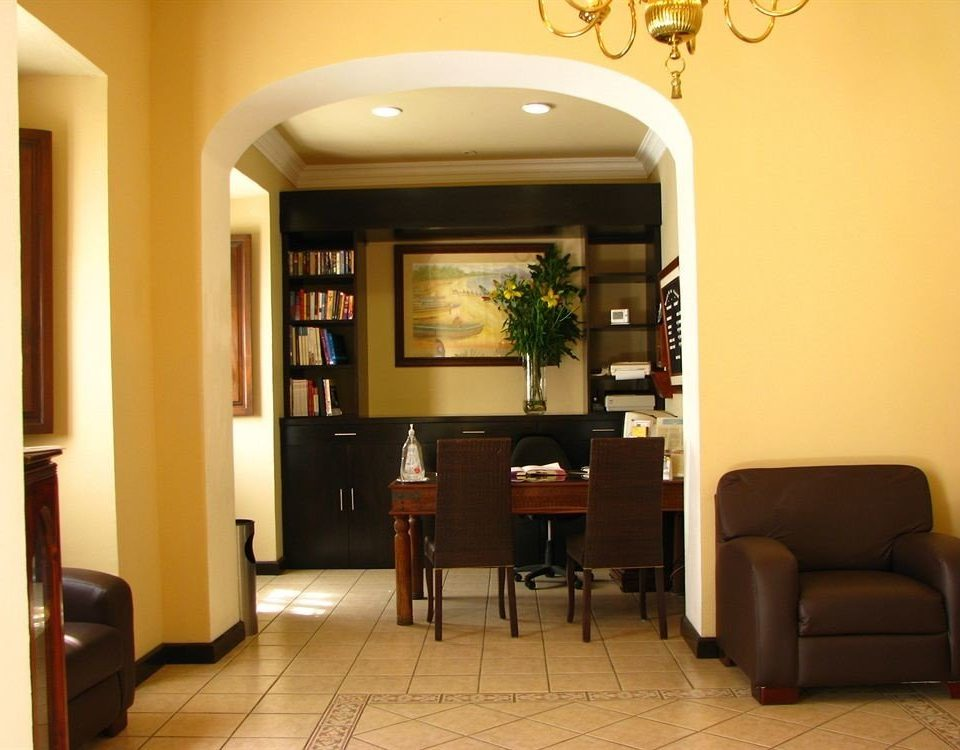 property Lobby living room Suite home condominium waiting room