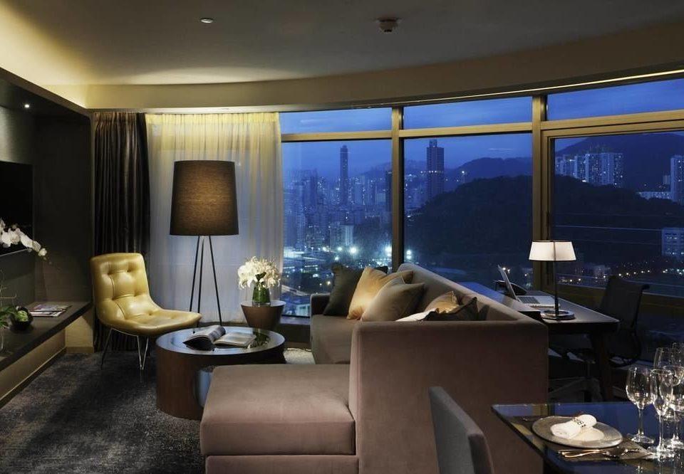 property condominium living room Suite home lighting Lobby
