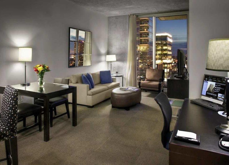 property living room home condominium Lobby lighting Suite