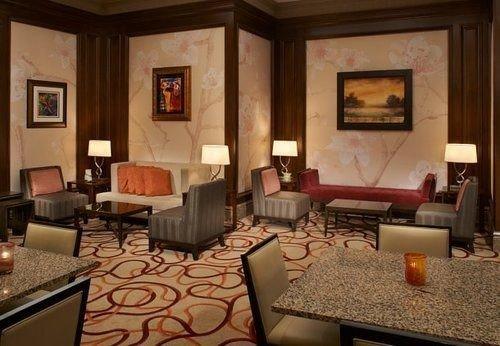 property living room Suite Lobby condominium